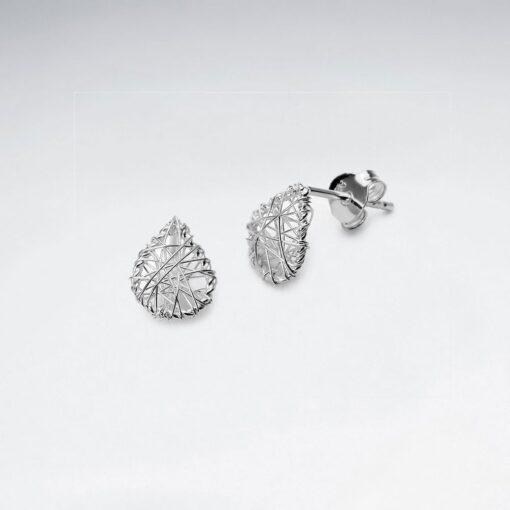 Cercei Argint 925 - Picatura de roua delicata