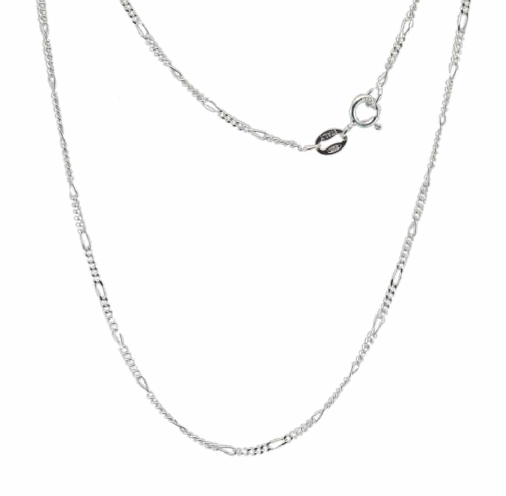 cu ridicata magazin online oficial Lantisor Argint 925-Clasic Fin 41cm la preturi avantajoase