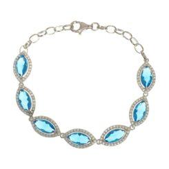 bratara-argint-925-picaturi-de-aquamarine
