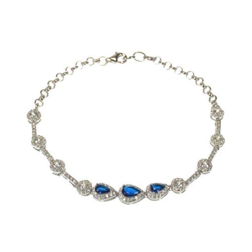 bratara-argint-925-finete-regala-albastra