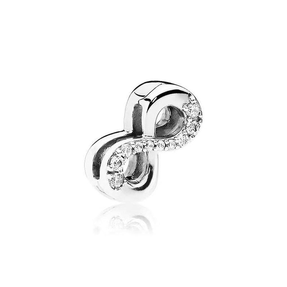 preț rezonabil New York super speciale Talisman Argint 925-Dragoste Infinita la preturi avantajoase