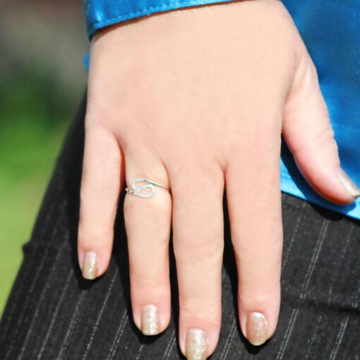 Bijuterii Argint | Inel Argint | Colibri Art
